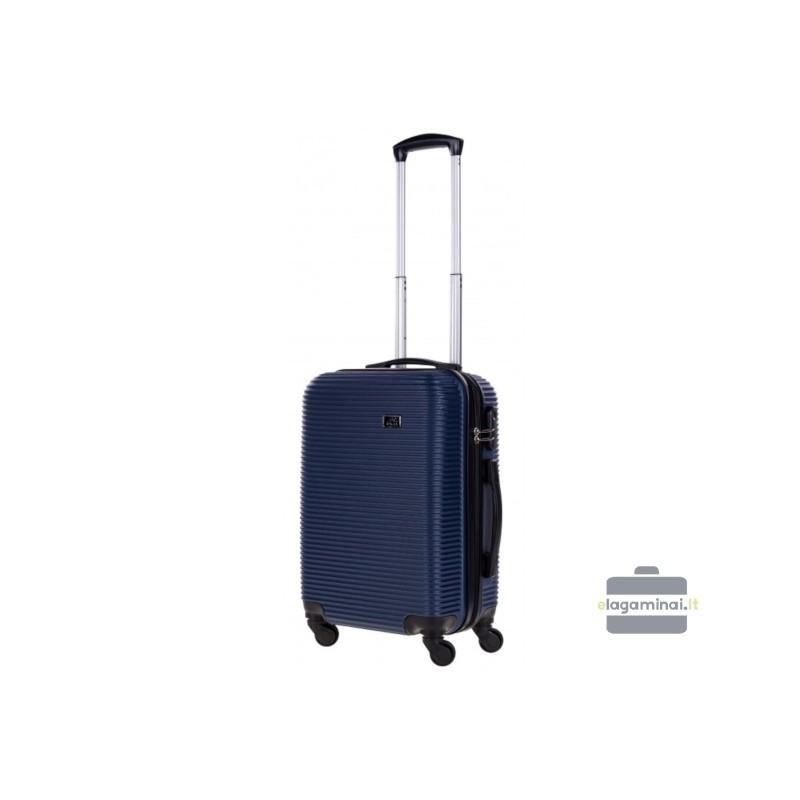 Käsipagasi kohvrid Bagia 8080-M Tumesinine