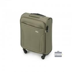 Käsipagasi kohvrid VIP Travel V25-3S-261-M Chaki